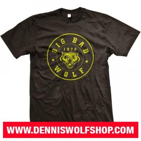 "T-Shirt ""Big Bad Wolf"" / black"