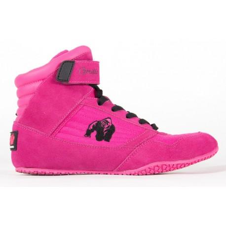 Gorilla Wear High tops Pink-women