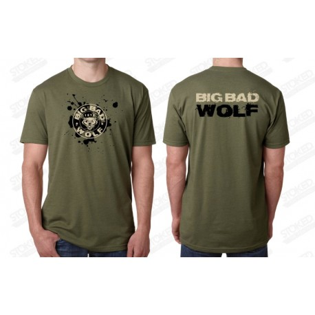 T-Shirt Military G. front&back