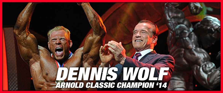 Dennis Wolf Fanshop